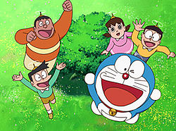 Shun in Doraemon